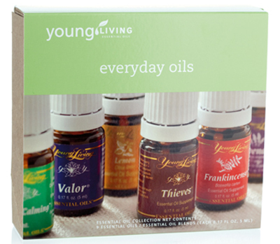 Young Living Essential Oil Packs